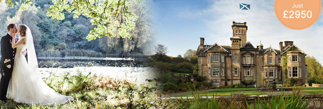 Enjoy A Wonderful Scottish Castle Wedding!