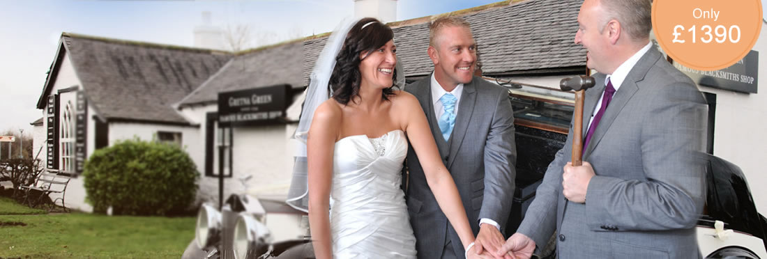 Gretna Green Wedding Packages Made Perfect Just For You