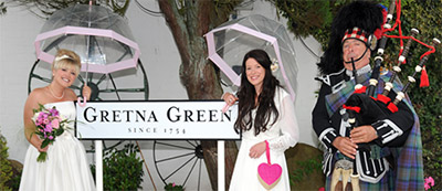 Civil Partnerships at Gretna Green